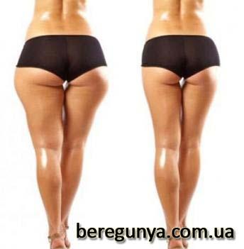 вправи для похудання ніг
