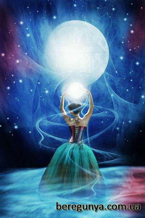 Місячна енергія