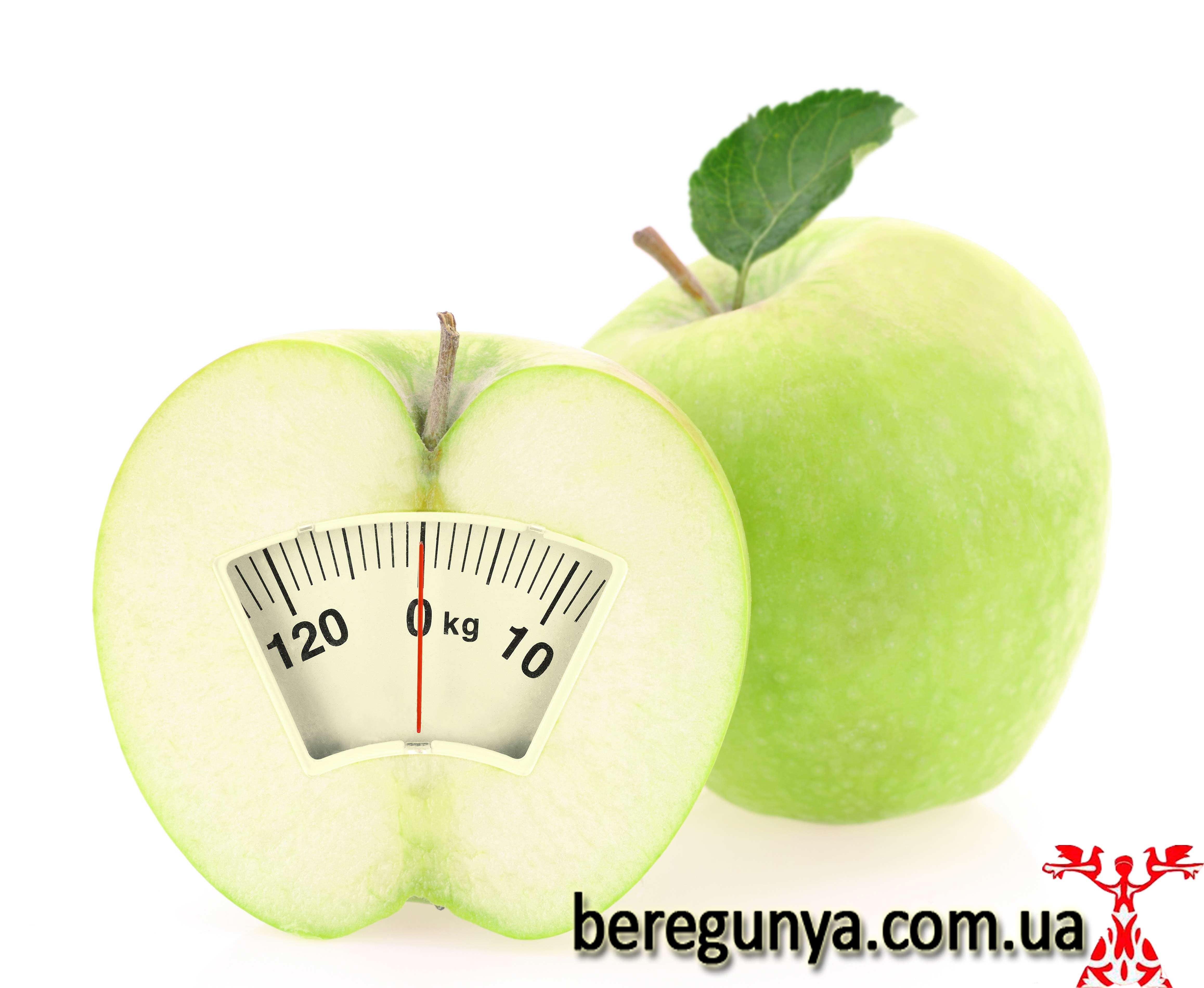 яблучна-дієта