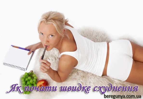 швидке схуднення