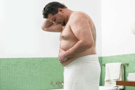 як прибрати жир p живота і боків