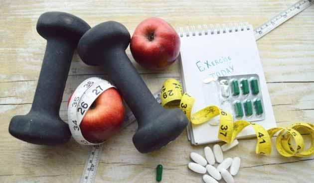 Жироспалювачі для схуднення