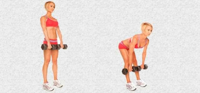 Как Похудеть С Гантелями В Картинках. Гимнастика с гантелями для женщин: упражнения в домашних условиях