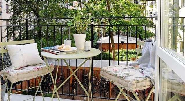 Ідеї для балкону