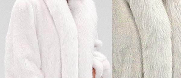 Как почистить белую шубу от желтизны в домашних условиях