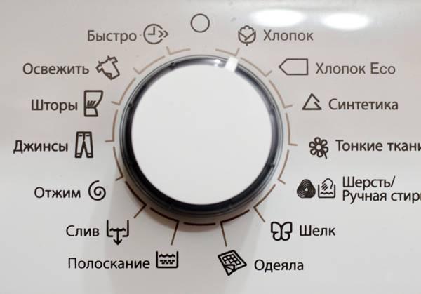 Режими прання  чим відрізняються і як вибрати потрібний 2b633f6096159